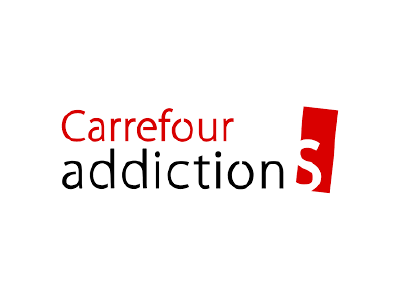 Logo de Carrefour Addictions