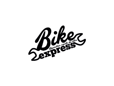 Logo de Bike express