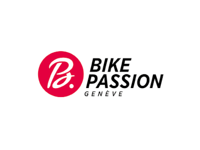 Logo de bike passion
